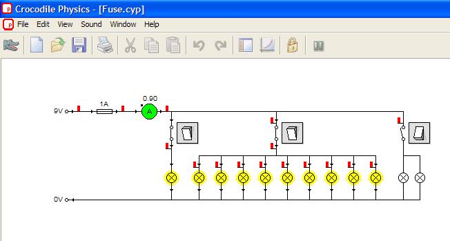 Sử dụng các phần mềm crocodile physics và bài toán mô phỏng thí nghiệm vật lý ảo trên máy tính hỗ trợ các bài học trực tuyến môn vật lí